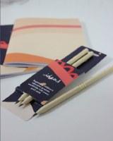 3 Buttermilk Pencils