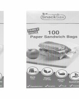 SnackSax Paper Sandwich Bags