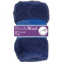 DWE Bheda Wool Navy Blue