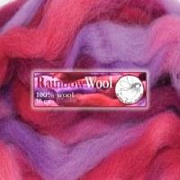 DWE Rainbow Wool Red-purple