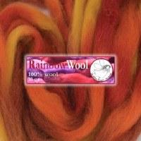 DWE Rainbow Wool Yellow-orange