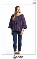 Wendy 6137 Boxy sweater