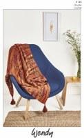 Wendy 6140 Crochet blanket