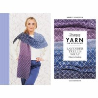 Lavender Trellis Wrap Kit