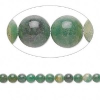 Bead African Jade 4mm