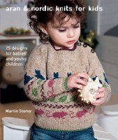 Aran and Nordic Knits for Kids