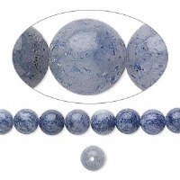 Bead Aventurine Blue 6mm