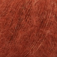 Drops B Alpaca Silk 24 Rust
