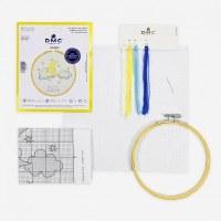 Cross stitch kit Baby Moon