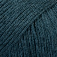 Drops Bomull Lin 21 Dark Blue