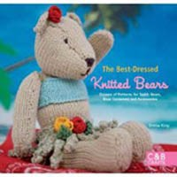 The Best-Dressed Knitted Bears