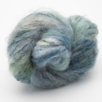 Cowgirl Blues Fluffy Mohair 28