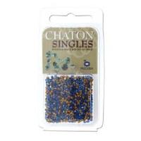 Preciosa Chaton Singles Blue