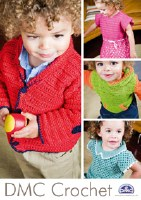DMC Crochet Childrens Wear Boo