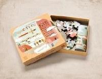 Jigsaw Colourful City & Fun