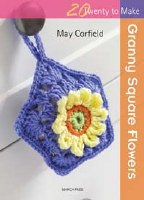 20 To Make Granny Square flowe