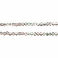 3mm Round Crystal Clear & G Di