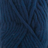 Drops Snow 15 Dark Blue