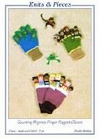 Finger Puppet Gloves Pattern