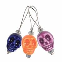 KnitPro Zooni Stitch M Skull C