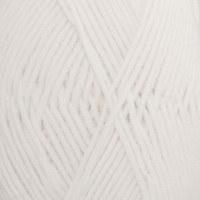 Drops Merino Ex Fine 01 White