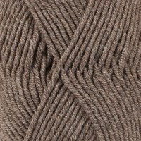 Drops Merino Ex Fine 06 Brown
