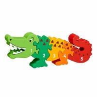 LK Jigsaw Crocodile