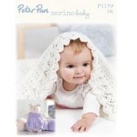 Peter Pan Merino Baby P1159