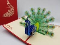 Paperbear Peacock