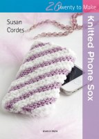 20 To Make Knitted Phone Sox