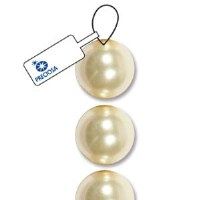 Bead Preciosa 3mm Pearl Cream
