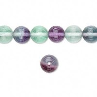 Bead Rainbow Translucent 8mm
