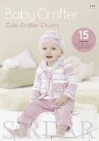 Sirdar 501 Cute Crofter Chums