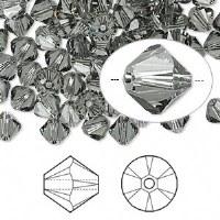 Swarovski 5mm Black Diamond