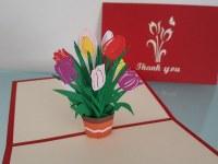 Paperbear Thankyou Bouquet