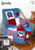 Wendy 5739 Camper Blanket