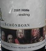 Schönborn Riesling Auslese