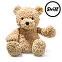 Steiff Soft Cuddly Friends Jimmy Teddy Bear Light Brown 40cm