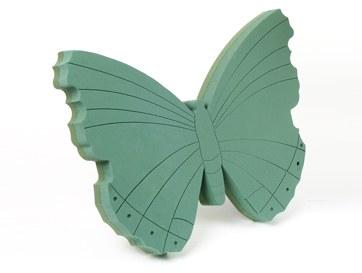 Florist foam pre cut butterfly shape