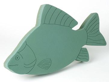 Oasis floral foam fish shape