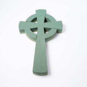 Oasis Floral Foam Celtic Cross 59cm
