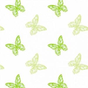Cellophane Wrap Florist Green Two Tone 80cm x 100m