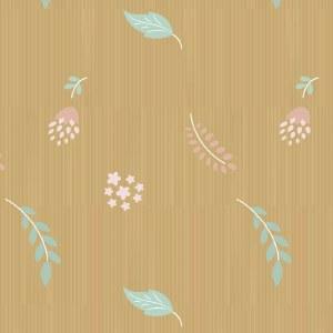 Florist Kraft Paper 50cm x 100m Natural Meadow
