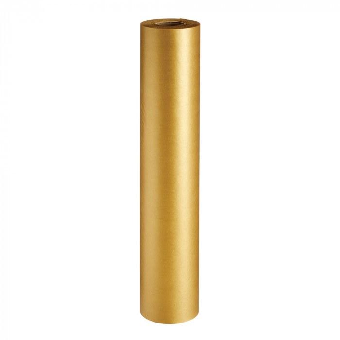 Florist Kraft Paper 50cm x 100m Gold