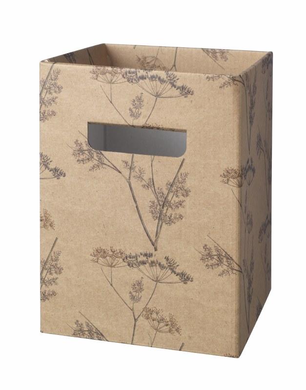 Flower Porto Boxes x 10 Natural