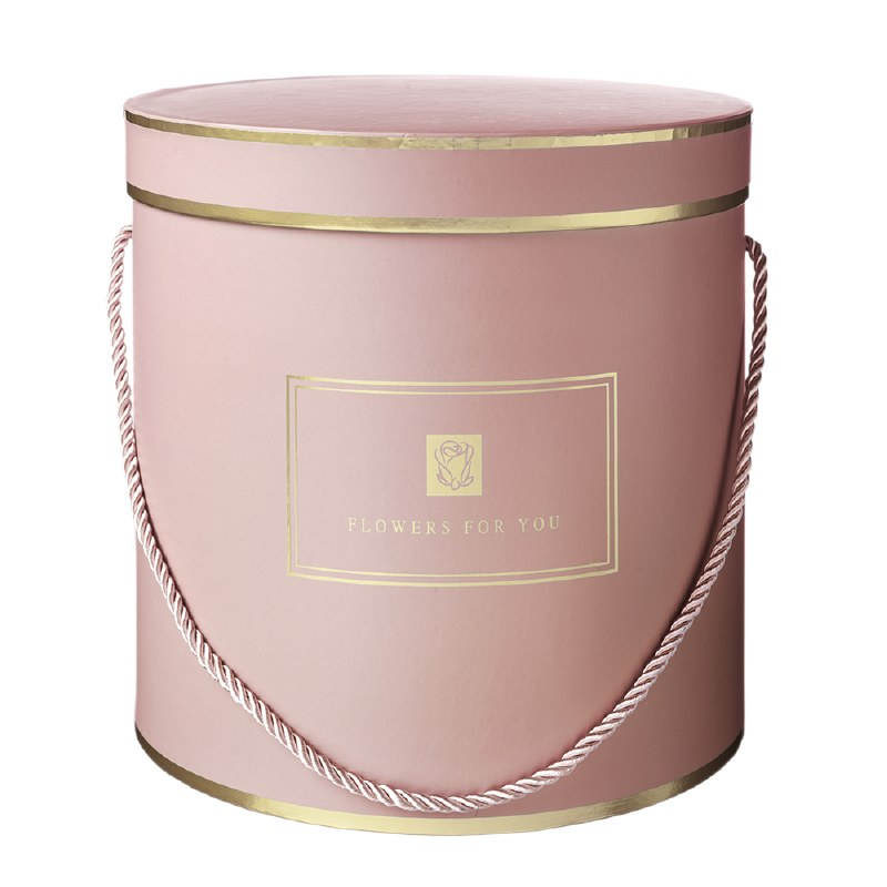 Hat Box Set Large Pink