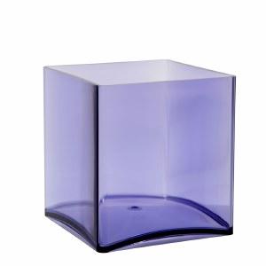 Lilac designer cube 15cm