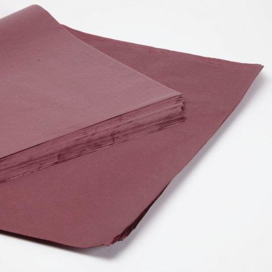 Burgundy Florist Tissue Paper 240 Sheets 50 x 75cm