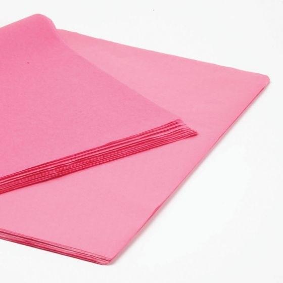 Cyclamen pink tissue paper 50 x 75cm 240 sheets
