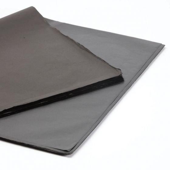 Black tissue paper 50 x 75cm 240 sheets